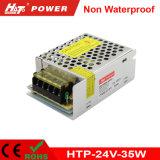 35W alimentazione elettrica costante di commutazione del driver 24V di tensione 24V LED