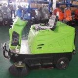 道掃除人機械の小型の電気乗車
