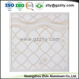 Выбитый изготовлением декоративный алюминиевый потолок металла с ISO 9001
