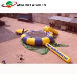 온수 뛰어오르는 침대, 판매를 위한 팽창식 물 Trampoline