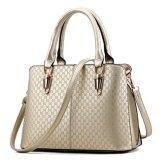 Qualidade superior de bolsas de couro PU Lady Crossbody Bag Bolsa de moda