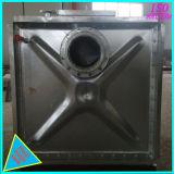 ボルトで固定されたタイプ電流を通された水貯蔵タンク