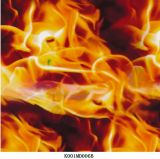 Пленка K001MD006b печатание перехода воды пленки Китая PVA пожара черепа