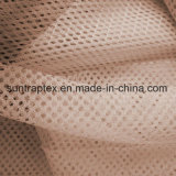 Tessuto di maglia lavorato a maglia poliestere per gli indumenti