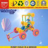 Automobile educativa variopinta della costruzione del giocattolo dei blocchetti di alta qualità DIY