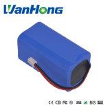7,4V 4400mAh Bateria 18650 para lâmpada de Projeto