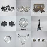 金属のアルミニウムファイバーレーザーCutttingおよび彫版機械