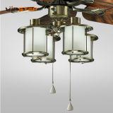 48 Plafondventilator van China van de duim de Nationale Decoratieve Met Lichten