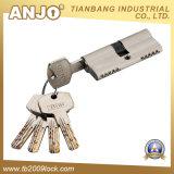 Cilindro d'ottone della serratura di cilindro di euro profilo di alta obbligazione/serratura di portello