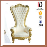 Elegante Koning Koningin Crown Chair (br-LC011)