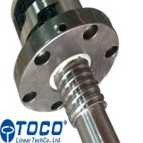 Customized Ballscrew 4010 com 100 mm de comprimento para 6000mm