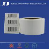 Qualité roulis thermique direct d'étiquette de 40mm x de 30mm Dtl