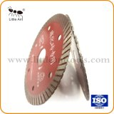 Popular 105mm Turbo de Diamante herramientas de corte de cerámica