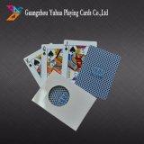 La publicité des cartes à jouer de cartes de poker avec la haute technologie