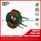 Minimise les interférences magnétiques et gémir de base en utilisant des inducteurs à noyau toroïdal
