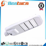 White Housing를 가진 40W LED Street와 Parking Light 80-100W HID Replacement