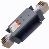 A canaleta de aço do suporte molda a bandeja de cabo perfurada da sustentação de cabo