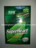 Superheart Chewing Gum