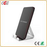 Samsung LG와 iPhone 8/X OEM/ODM Portable 충전기를 위한 부류 무선 비용을 부과 대