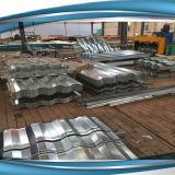 Strato d'acciaio ondulato del tetto dello zinco