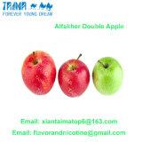 Malaysia-Fabrik-hohe Konzentration Alfakher doppeltes Apple Vape Aroma