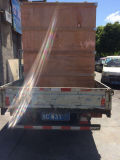 Aquecimento e refrigeração a água do tanque de envelhecimento de sorvete