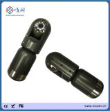 Matériel professionnel d'inspection de caméra vidéo, appareil-photo de canalisation