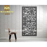 Отрезанная лазером декоративная стена рассекателя комнаты нержавеющей стали