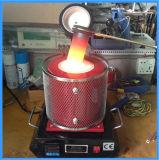 Печь электрического миниого алюминиевого золота металла плавя (JL-MF-1/2/3)