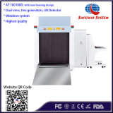 La vista dual de rayos X de equipaje el escáner del fabricante original con el precio EXW