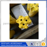 Thread Quarry Button Rock Drill Bits 40mm 41mm 45mm
