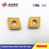 Fresadoras CNC de carburo de tungsteno de alta calidad, se inserta