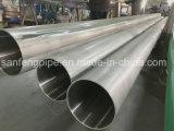 Tubo d'acciaio rotondo standard dell'en 10209 nel Brasile
