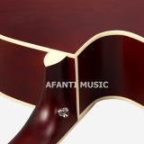 """Chitarra acustica di disegno 40 di Cuestom di musica di Afanti """" (AAG-110)"""