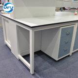 Movable Cabinetの化学Laboratory H Frame Workbench