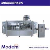 Linha de produção da bebida tripla/máquina de engarrafamento de enchimento