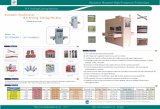 Huid-zorg de Machine van de Verpakking van Producten