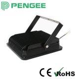 LED SMD 100W boa dissipação de calor preto IP65 Holofote LED