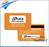 La plastica stampabile di bianco del PVC di identificazione del getto di inchiostro in bianco della scheda carda il venditore