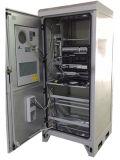 電流を通された鋼鉄ベースが付いているカスタマイズされたIP55 UPS電池のキャビネット