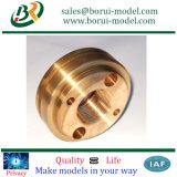 Parti di giro dell'alluminio anodizzate CNC