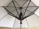 Зонтик вентилятора 23X8K высокого качества прямой с разъемом USB