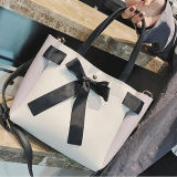 Fashion Design Lady Bags High Quality PU Woman Handbag Collision Color Shoulder Bags From Clouded Factory Sy8633
