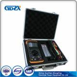 Double appareil de contrôle 100mA-10A (SMG2000E) de bride de mètre de volt-ampere de phase de brides de Digitals