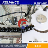 La Dependencia 15ml de llenado de aceite esencial, Automática, Máquina Tapadora de llenado de aceite de masaje