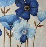 Neue Ankunfts-Wand-dekoratives handgemaltes Ölgemälde