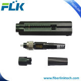 FTTH Sc/Upc Smのマルチモードドロップ・ケーブルのファイバーの光学速いコネクター