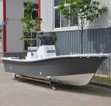 Liya 19feet öffnen Rumpf-Fischenpanga-Boots-Geschwindigkeits-Boots-Fiberglas
