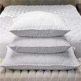 Kissen, Hotel Pillow unten, weißes Feahter Pillow unten
