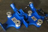 """1/8 """" - """" justierbare Rohr-Holding 6 einfaches tragendes Rohr-Spannblech (H402)"""